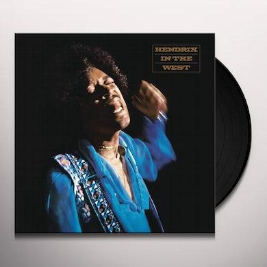 Jimi Hendrix Hendrix In The West Vinyl Record