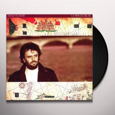 Ivano Fossati LA PIANTA DEL TE' Vinyl Record