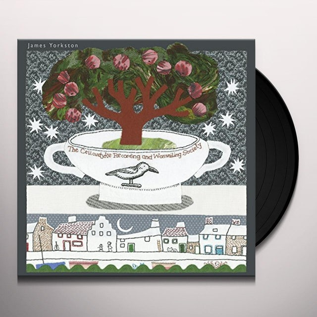 James Yorkston CELLARDYKE RECORDING Vinyl Record
