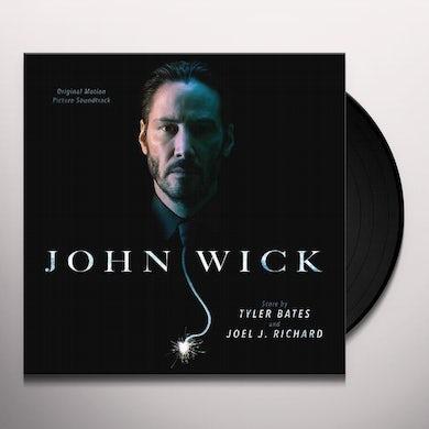 John Wick (Original Motion Picture Soundtrack) (2 LP) Vinyl Record