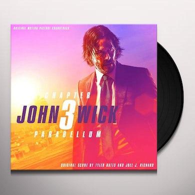 Tyler Bates John Wick: Chapter 3 - Parabellum (Original Motion Picture Soundtrack) (2 LP) Vinyl Record