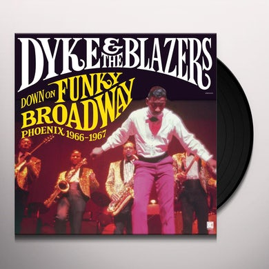 Down On Funky Broadway: Phoenix (1966-1967) (2 LP) Vinyl Record