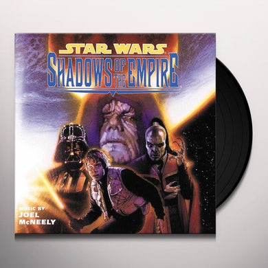 Star Wars: Shadows Of The Empire (LP) Vinyl Record