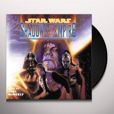 Joel McNeely STAR WARS: SHADOWS OF THE EMPIRE - GAME Original Soundtrack Vinyl Record