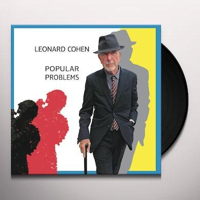Leonard Cohen POPULAR PROBLEMS Vinyl Record