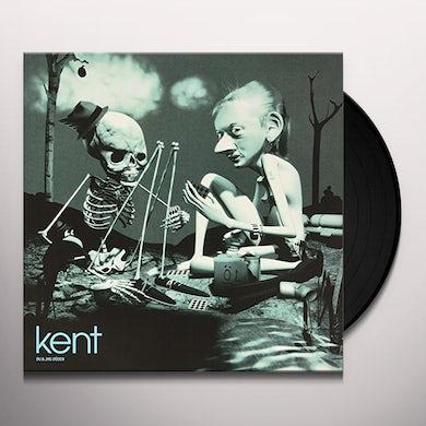Kent DU & JAG DODEN Vinyl Record