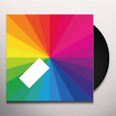 In Colour Vinyl Record