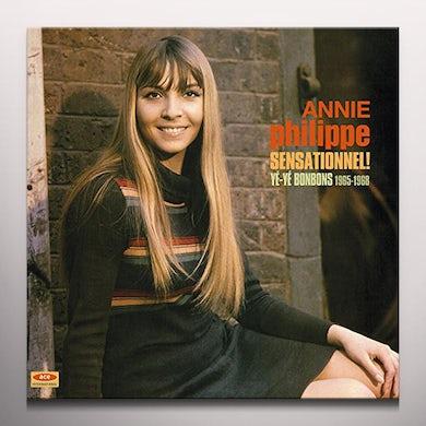 SENSATIONNEL YE-YE BONBONS 1965-68 Vinyl Record