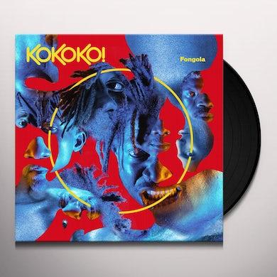 Kokoko FONGOLA Vinyl Record