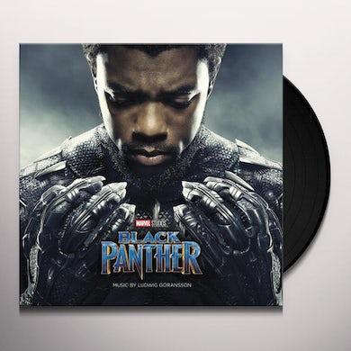 Ludwig Goransson BLACK PANTHER (SCORE) / Original Soundtrack Vinyl Record