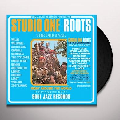 Soul Jazz Records Presents Studio One Roots (Sky Blue Vinyl) Vinyl Record