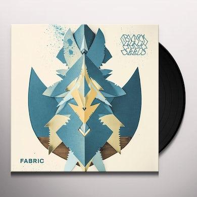 Black Seeds Fabric Vinyl Record