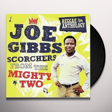 Joe Gibbs SCORCHERS FROM THE MIGHTY TWO Vinyl Record