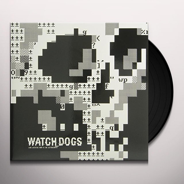 WATCH DOGS GAME / O.S.T. (CAN) WATCH DOGS GAME / Original Soundtrack Vinyl Record