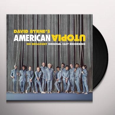 American Utopia on Broadway (Original Cast Recording) Vinyl Record