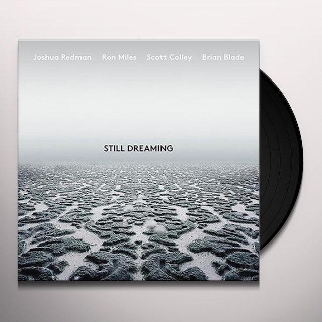 Joshua Redman STILL DREAMING Vinyl Record