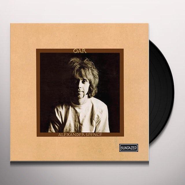 Alexander Spence OAR Vinyl Record