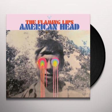 The Flaming Lips AMERICAN HEAD Vinyl Record