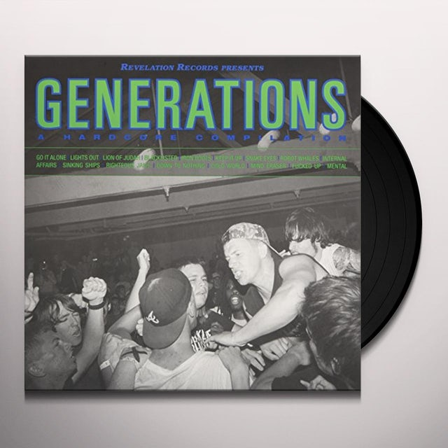 Generations: Hardcore Compilation / Various
