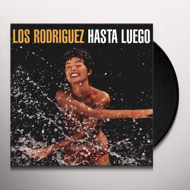 Los Rodriguez HASTA LUEGO Vinyl Record