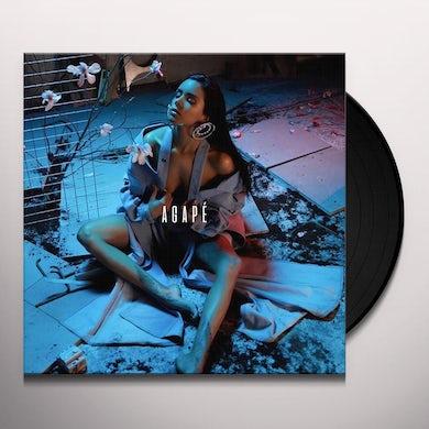 Shy'm AGAPE Vinyl Record