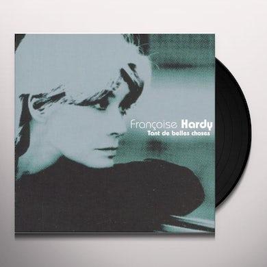 Françoise Hardy TANT DE BELLES CHOSES Vinyl Record