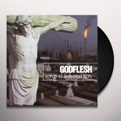 Godflesh SONGS OF LOVE & HATE Vinyl Record