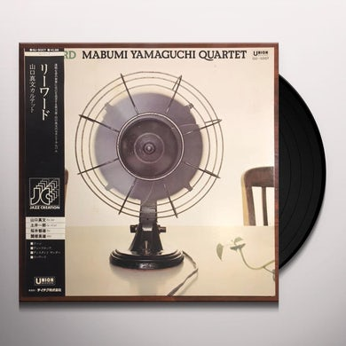 Mabumi Quartet Yamaguchi LEEWARD Vinyl Record