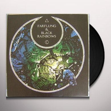 Farflung / Black Rainbows SPLIT Vinyl Record