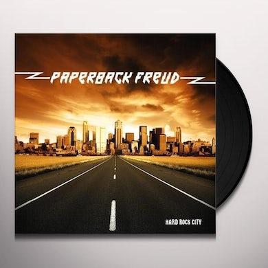 Paperback Freud HARD ROCK CITY Vinyl Record