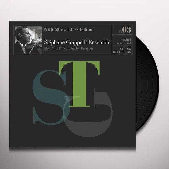 Stephane Grappelli NDR 60 YEARS JAZZ EDITION 3 Vinyl Record