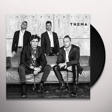 Thema INCREDIBILE Vinyl Record