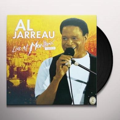 Al Jarreau LIVE AT MONTREUX 1993 Vinyl Record