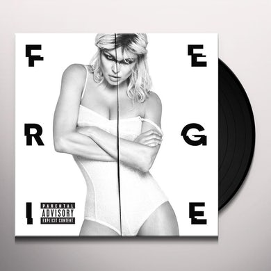 Fergie DOUBLE DUTCHESS Vinyl Record