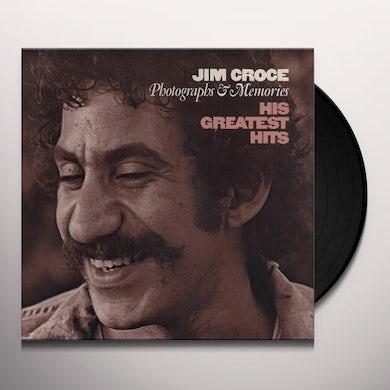 Jim Croce PHOTOGRAPHS & MEMORIES: HIS GREATEST HITS Vinyl Record