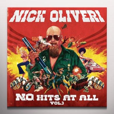 Nick Oliveri N.O. HITS AT ALL 3 Vinyl Record