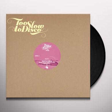 Ed Motta TOO SLOW TO DISCO BRASIL EDITS Vinyl Record