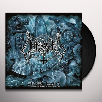 Unleashed VIKING RAIDS (Vinyl)