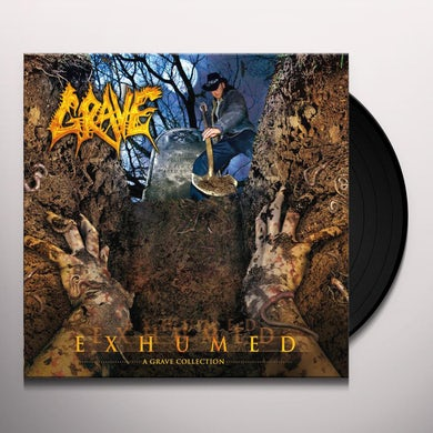 EXHUMED-A GRAVE Vinyl Record