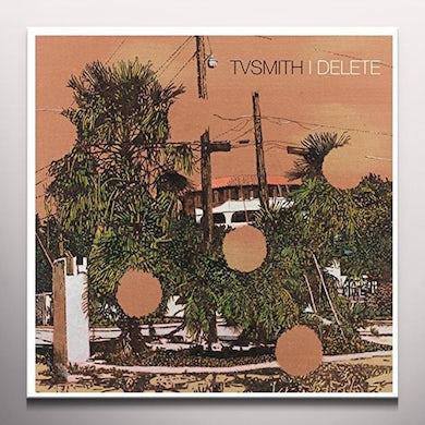 Tv Smith I DELETE Vinyl Record