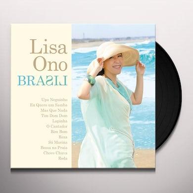 Lisa Ono BRASIL Vinyl Record
