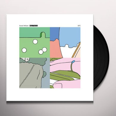 BEAT THEME EP2 Vinyl Record