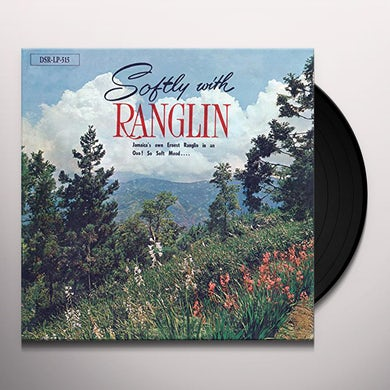 Ernest Ranglin SOFTLY WITH RANGLIN Vinyl Record