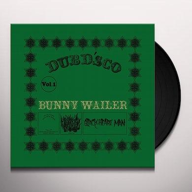 Bunny Wailer DUBD'SCO Vinyl Record