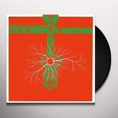 2 TO 10 SAXOPHONE ADVENTURE / VARIOUS Vinyl Record