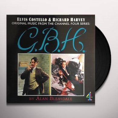 Elvis Costello GBH / Original Soundtrack Vinyl Record