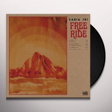 Causa Sui FREE RIDE Vinyl Record