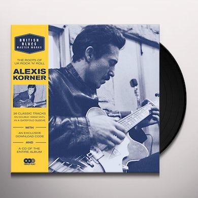 Alexis Korner Vinyl Record - UK Release