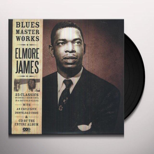 Elmore James 25 CLASSICS Vinyl Record
