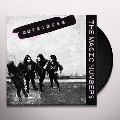 Magic Numbers OUTSIDERS Vinyl Record